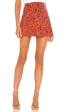 Sammie A Line Skirt superdown $56