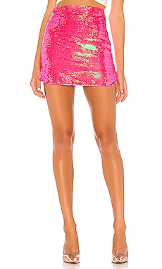 Shanice Mini Skirt superdown $62