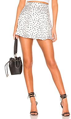 Jaime Skater Skirt superdown $48