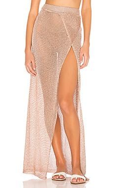 x REVOLVE Keva Wrap Maxi Skirt superdown $58 BEST SELLER