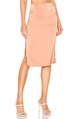 Elise Midi Skirt superdown $36