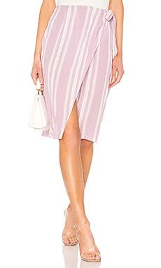 Trisha Wrap Skirt superdown $22 (FINAL SALE)