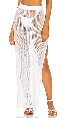 Yael Knit Maxi Skirt superdown $54