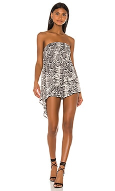 Jolie Strapless Romper superdown $68