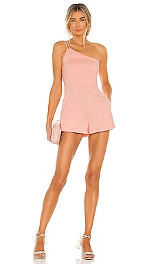 Ramona Double Strap Romper superdown $66 NEW
