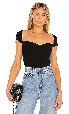 Rachelle Knit Top superdown $48