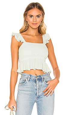 Lyla Cami Top superdown $19 (FINAL SALE)