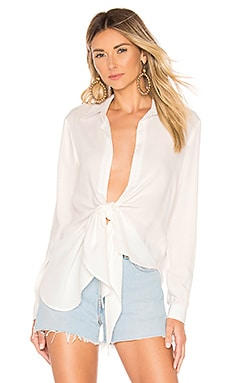 Jordyn Tie Front Top superdown $62