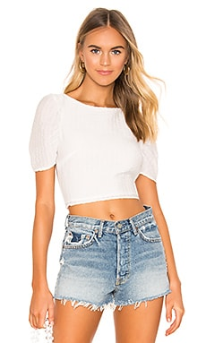 Cindy Crop Top superdown $52
