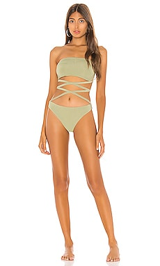 Mika Strappy One Piece superdown $46