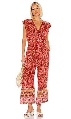 X REVOLVE Dahlia Jumpsuit Spell & The Gypsy Collective $120