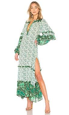 Winona Boho Maxi Dress