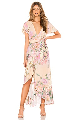 Lily Maxi Dress Spell & The Gypsy Collective $241