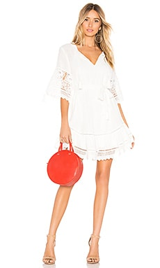 Abigail Lace Mini Dress Spell & The Gypsy Collective $233