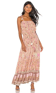 Wild Bloom Strappy Dress Spell & The Gypsy Collective $138