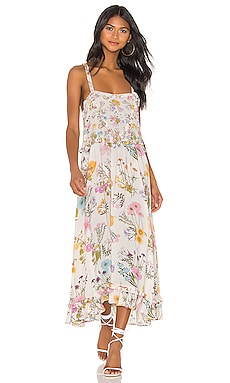 55092f7dbe2b X REVOLVE Wild Bloom Strappy Dress Spell & The Gypsy Collective $229 ...