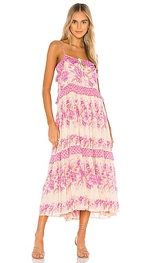 ROBE MI-LONGUE COCO LEI Spell & The Gypsy Collective $289