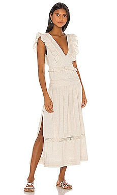 Lola Frill Maxi Dress Spell & The Gypsy Collective $162