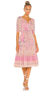Mystic Midi Dress Spell & The Gypsy Collective $269 BEST SELLER