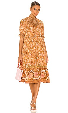 Anne Midi Gown Spell & The Gypsy Collective $269 NEW
