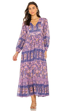 Juniper Gown SPELL $299 Sustainable
