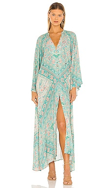 Farrah Half Moon Gown SPELL $289 Sustainable