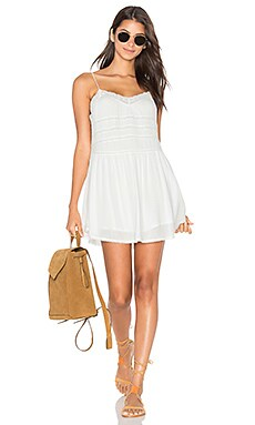 Sienna Dress in White