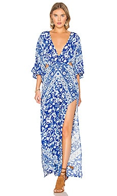 Lolita Cutout Maxi Dress