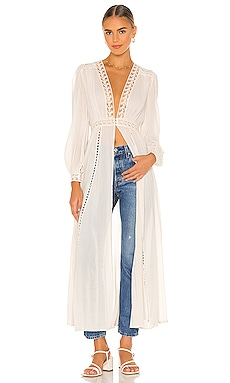 Le Gauze Lace Duster Spell & The Gypsy Collective $259 NEW