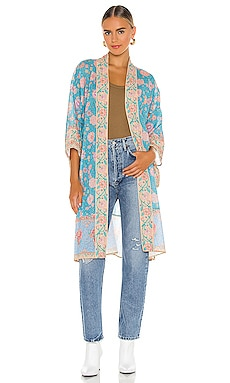 Love Story Midi Robe Spell & The Gypsy Collective $209
