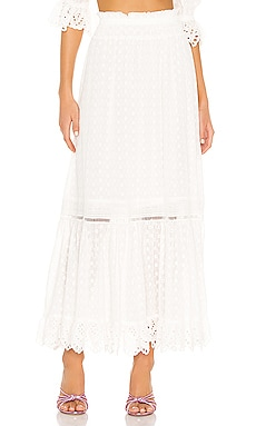 Daisy Chain Maxi Skirt Spell & The Gypsy Collective $249