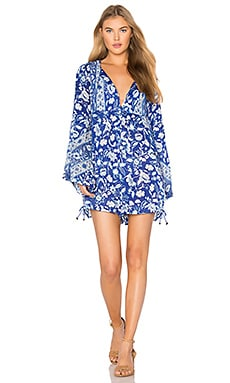 Lolita Romper in Bluebelle