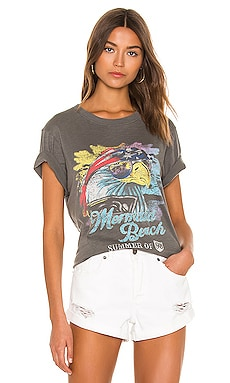 Eagle Island Organic Biker Tee Spell & The Gypsy Collective $79 BEST SELLER