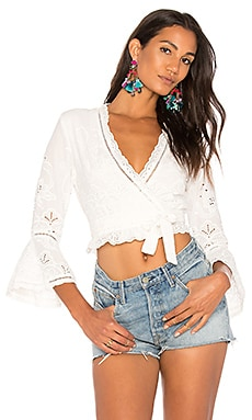Damsel Lace Top