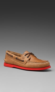 Sperry Top-Sider Cloud Collection Neon A/O in Sahara/Orange