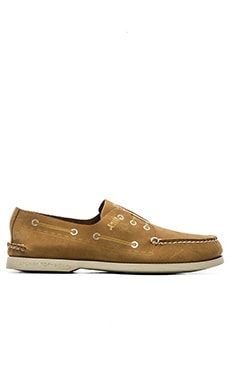 Sperry Top-Sider x Band of Outsiders A/O 3 Eye in Sahara Leather
