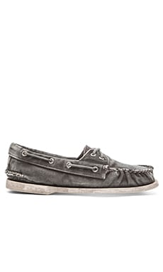 Sperry Top-Sider A/O 2 Eye Color Wash in Grey