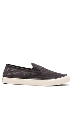Sperry Top-Sider Cloud S/O Knit in Black