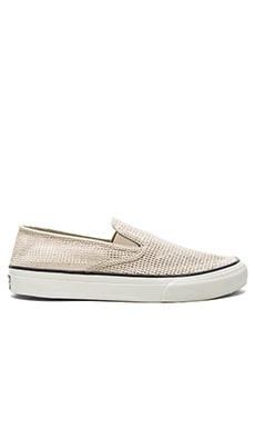 Sperry Top-Sider Cloud S/O Knit in Stone
