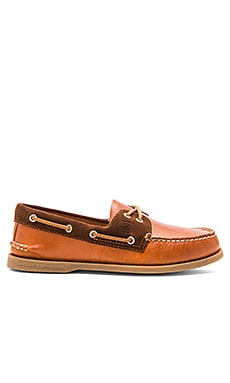 Sperry Top-Sider A/O 2 Eye Cyclone in Tan