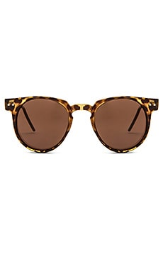 Spitfire Teddyboy in Tortoise & Brown
