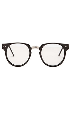 Spitfire Teddy Boy 2 in Black & Clear