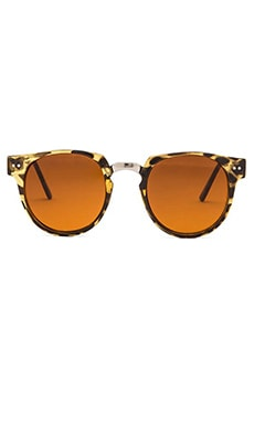 Spitfire Teddy Boy 2 in Brown Tortoise & Brown