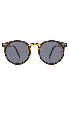 Spitfire Post Punk in Tortoise Shell & Black