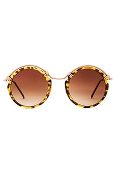 Spitfire A-Teen in Tortoise Shell & Gold