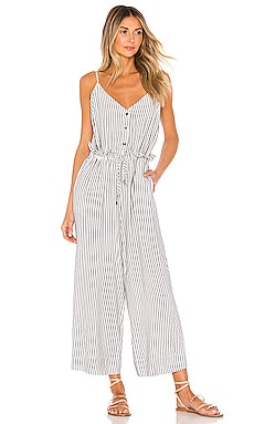 Yarn Dye Stripe Jumpsuit Splendid $82 (FINAL SALE)