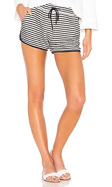 Fisherman Stripe Shorts Splendid $50