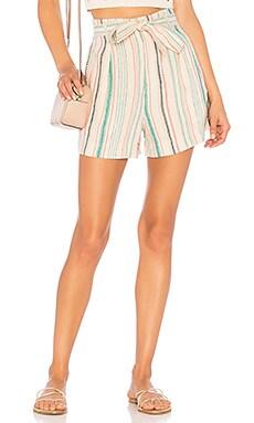 La Paz Stripe Shorts Splendid $118 NEW ARRIVAL