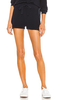 Bonfire Ribbed Shorts Splendid $134
