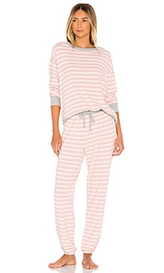 Long Sleeve PJ Set Splendid $78 BEST SELLER